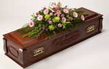 Extra Large Casket Tribute