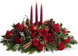 Festive Table Centerpiece
